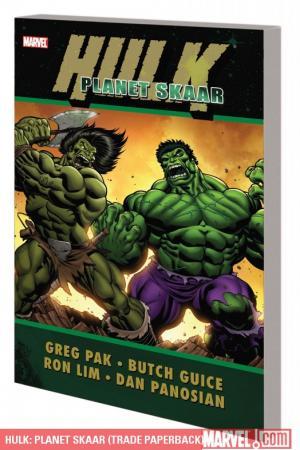 Hulk: Planet Skaar (2010)