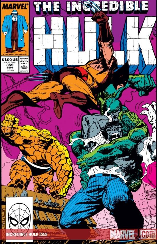 Incredible Hulk (1962) #359