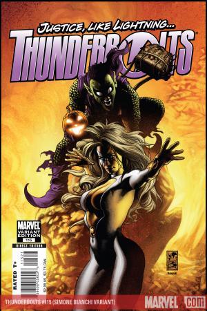 Thunderbolts #115  (Simone Bianchi Variant)