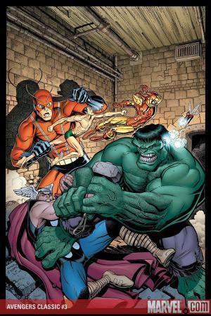 Avengers Classic (2007) #3