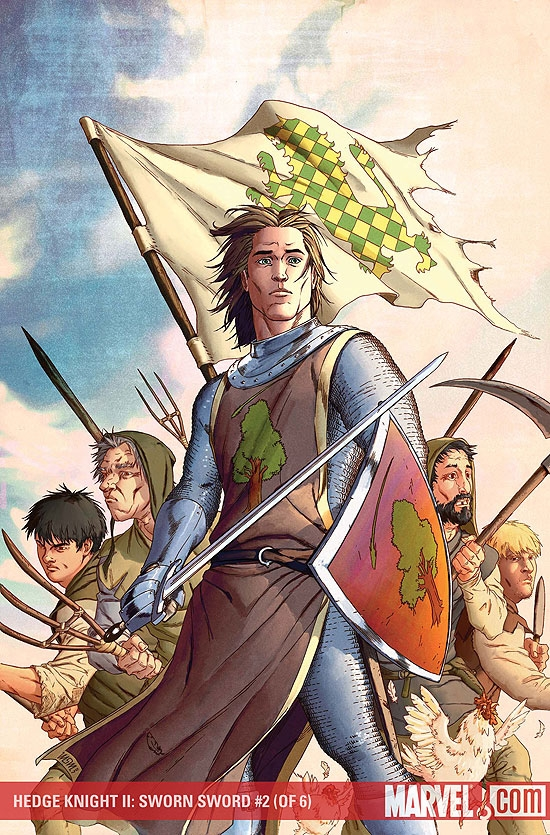 Hedge Knight II: Sworn Sword (2007) #2