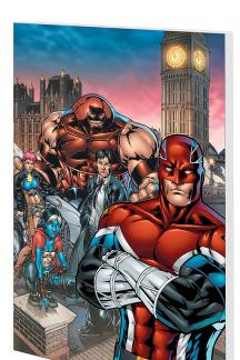 New Excalibur Vol. 1: Defenders of the Realm (Trade Paperback)