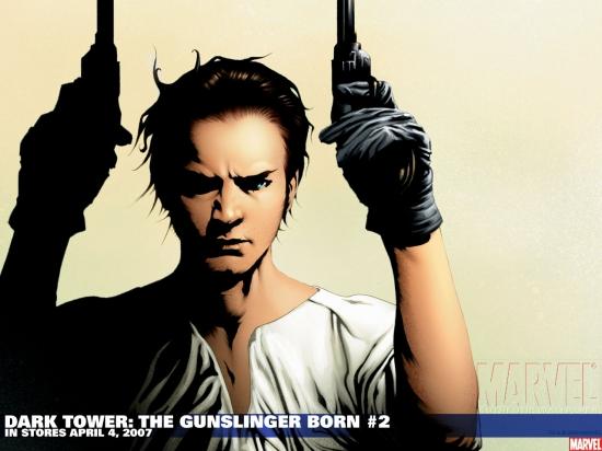Dark Tower: The Gunslinger Born (2007) #3 Wallpaper