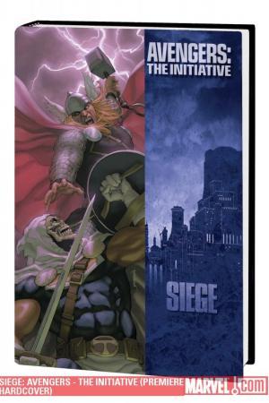 Siege: Avengers - The Initiative (2010)