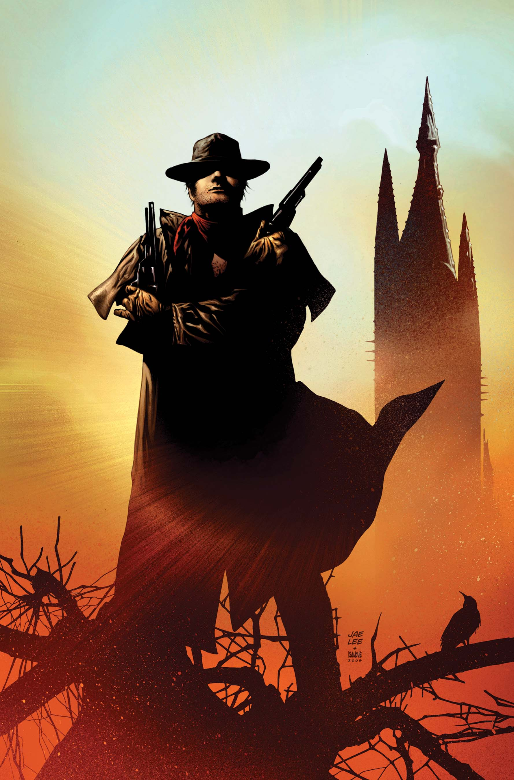 DARK TOWER: THE GUNSLINGER BORN MGC 1 (2011) #1