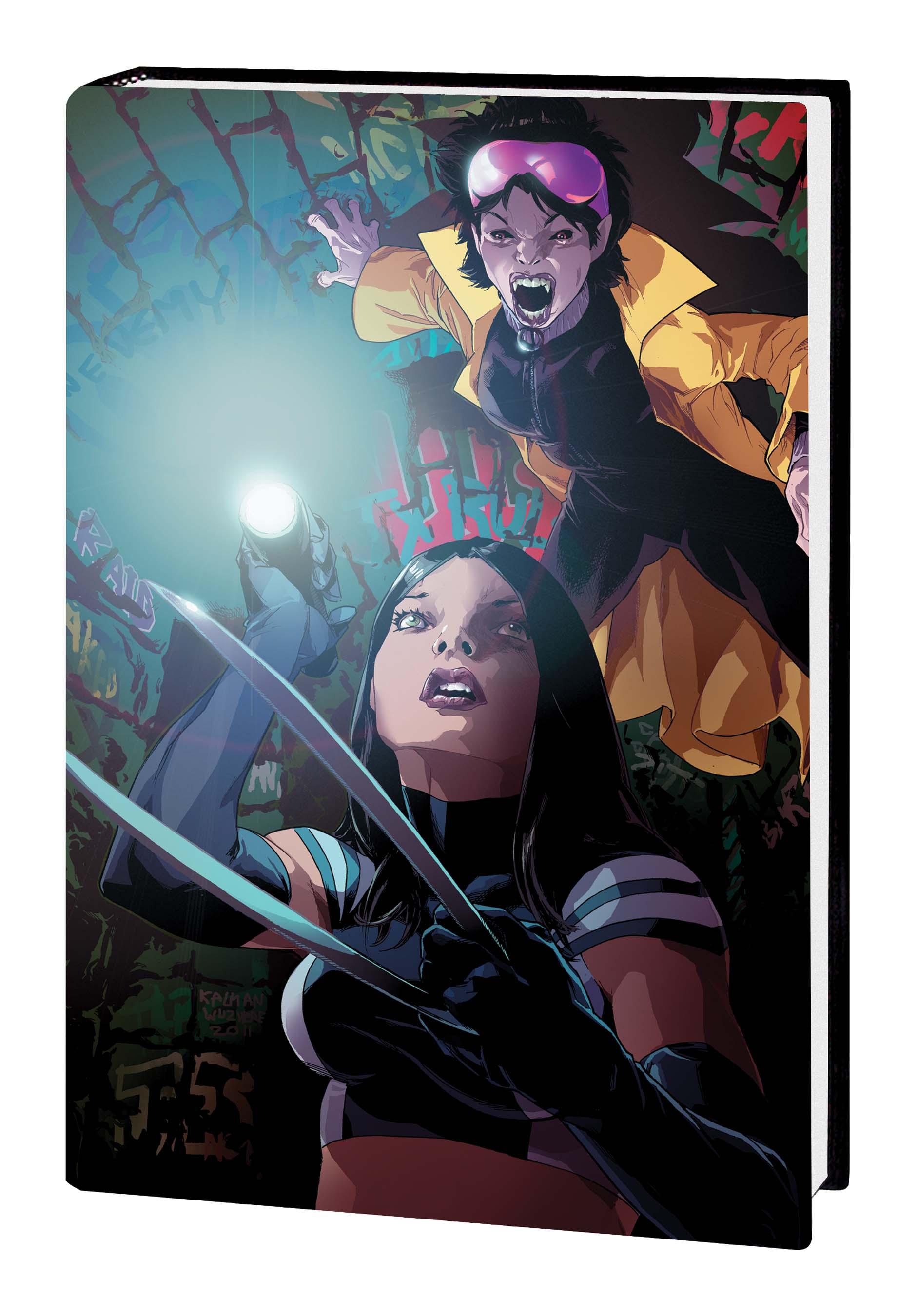 X-23 (Hardcover)
