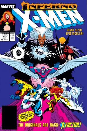 Uncanny X-Men (1963) #242