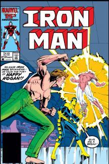 Iron Man #210