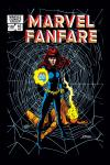 Marvel Fanfare (1982) #10 Cover