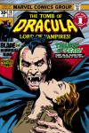 Tomb of Dracula (1972) #48 Cover