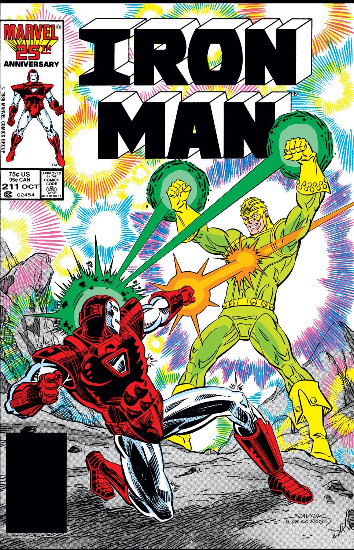 Iron Man (1968) #211