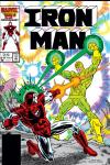 Iron Man (1968) #211 Cover