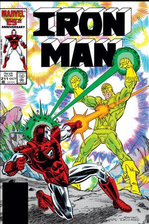 Iron Man #211