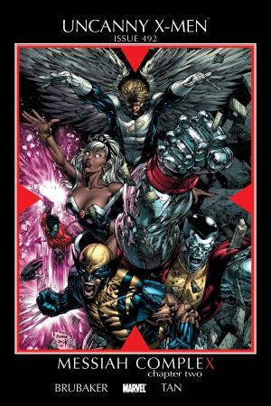 Uncanny X-Men (1963) #492