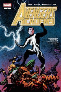 Avengers Academy (2010) #5