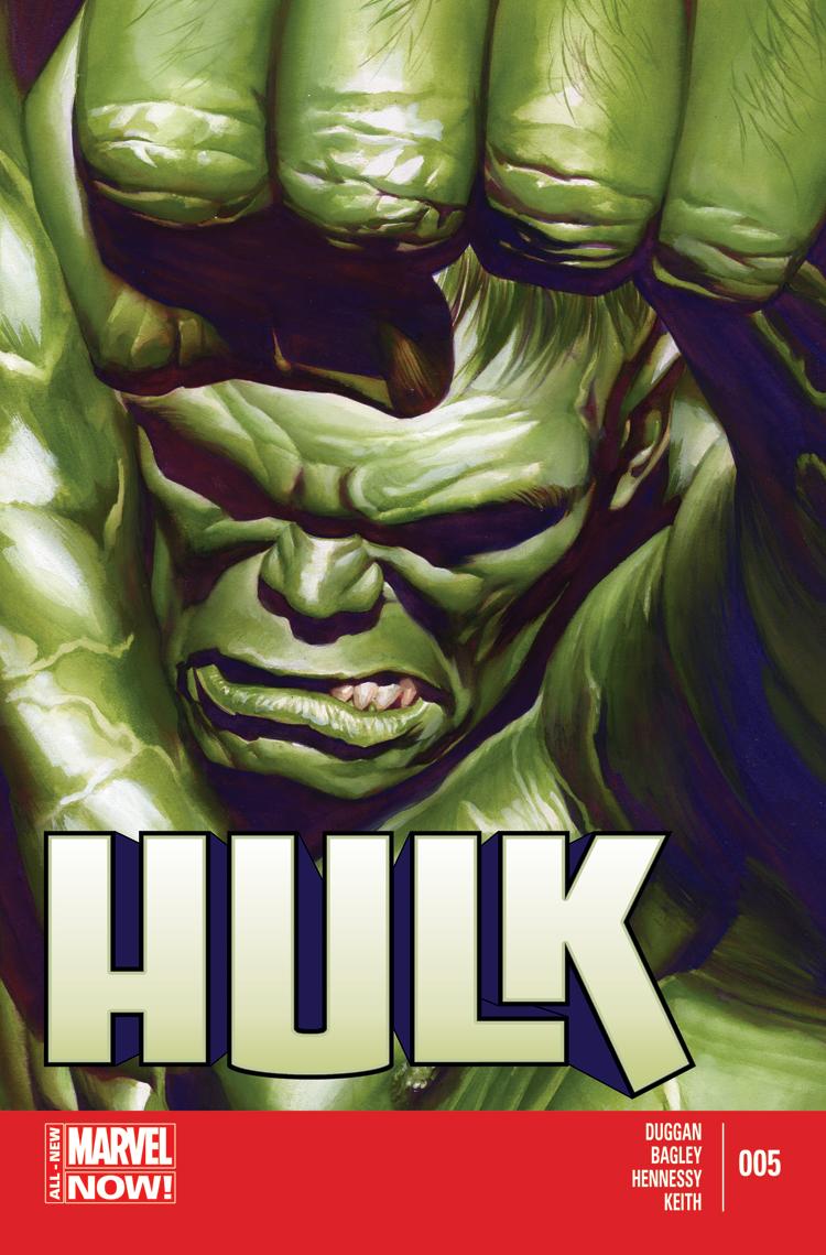 Hulk (2014) #5