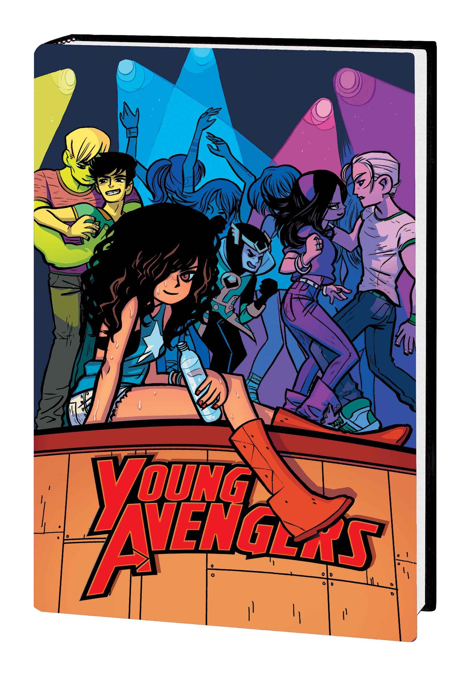 Young Avengers by Kieron Gillen & Jamie Mckelvie (Hardcover)