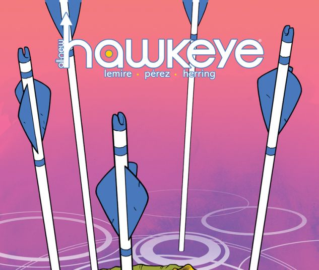 ALL-NEW HAWKEYE 2 (WITH DIGITAL CODE)