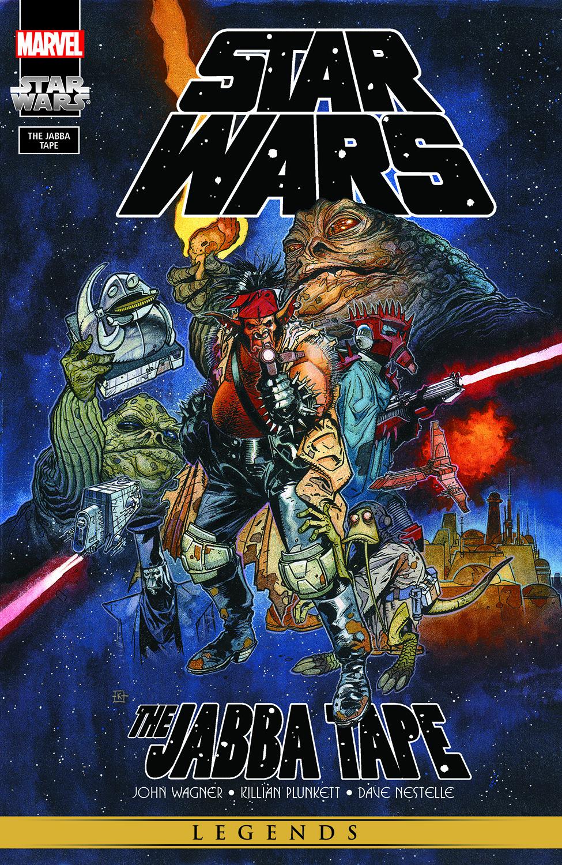 Star Wars: The Jabba Tape (1998) #1