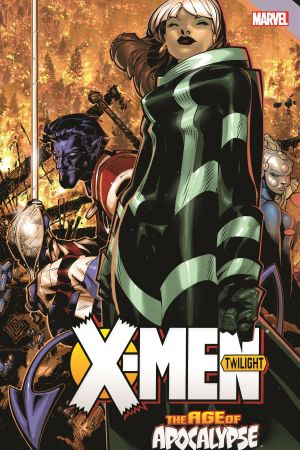 X-MEN: AGE OF APOCALYPSE - TWILIGHT TPB (Trade Paperback)