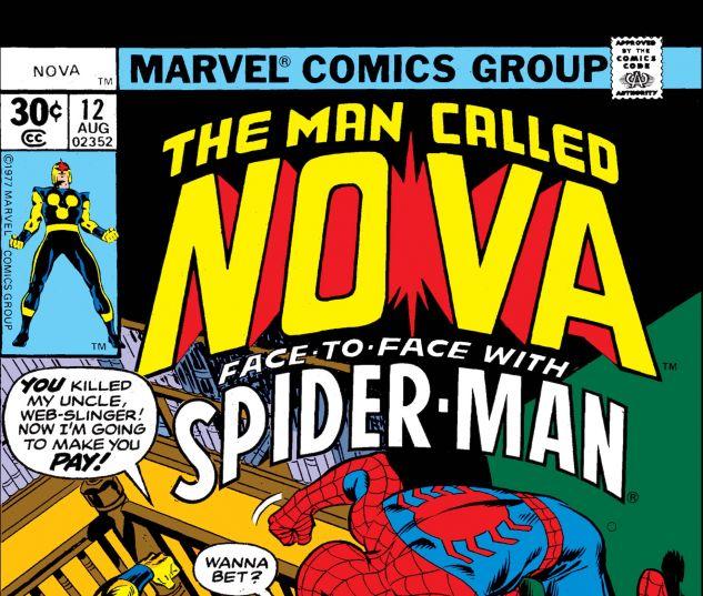 Nova (1976) #12