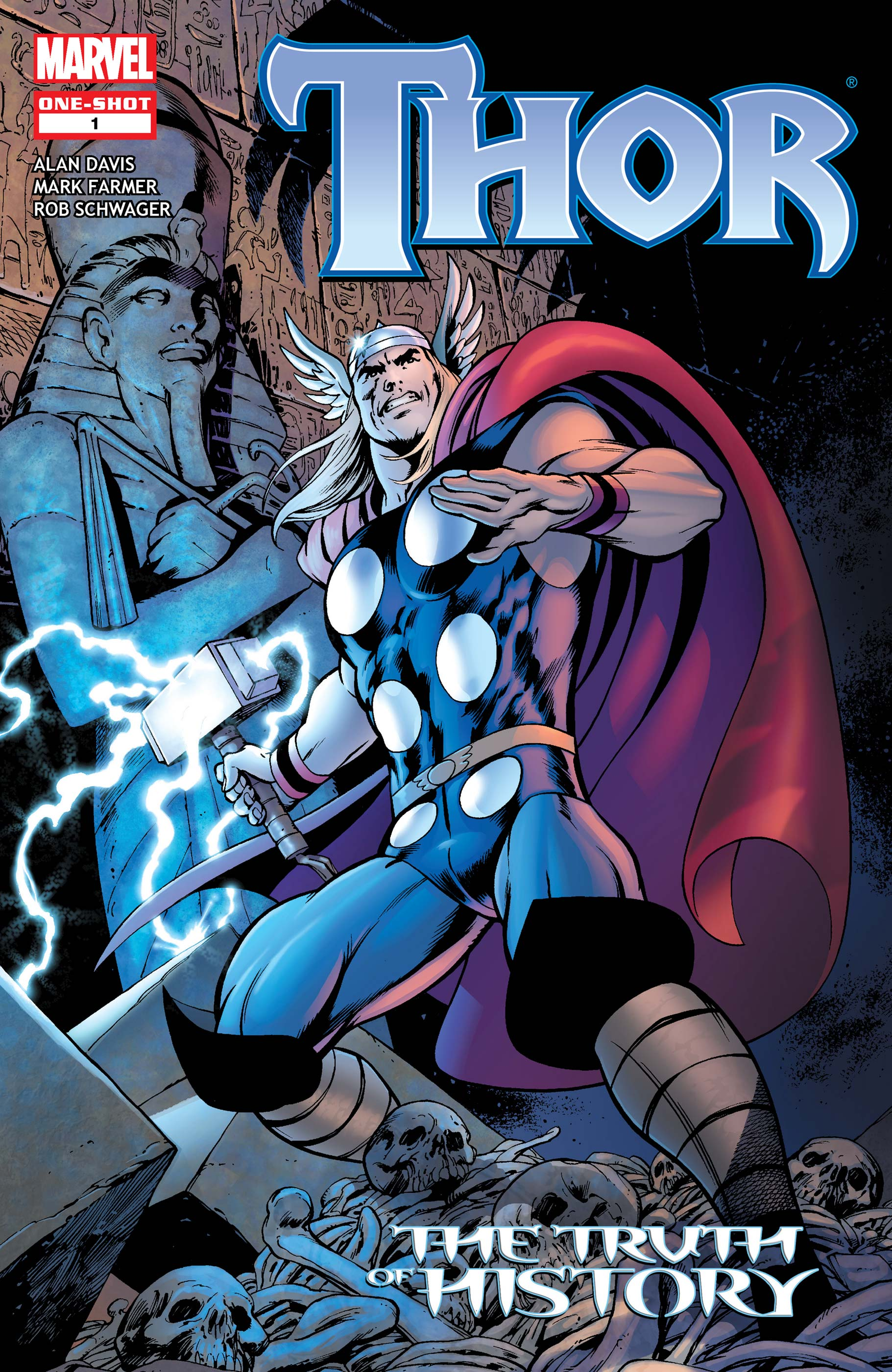 Thor: Truth of History (2008) #1