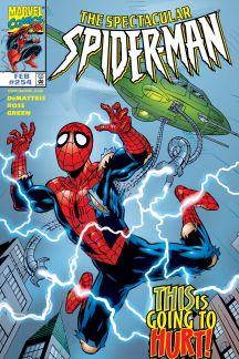 Peter Parker, the Spectacular Spider-Man (1976) #254