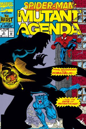 Spider-Man: The Mutant Agenda #3