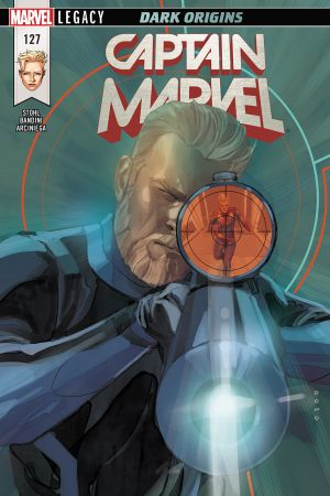 The Mighty Captain Marvel (2017) #127