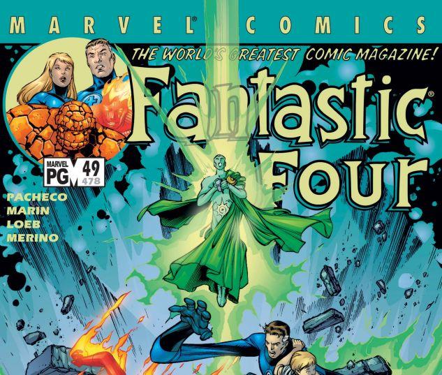 FANTASTIC FOUR (1998) #49