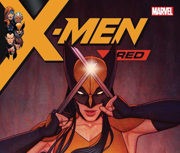 X-Men: Red (2018) #8