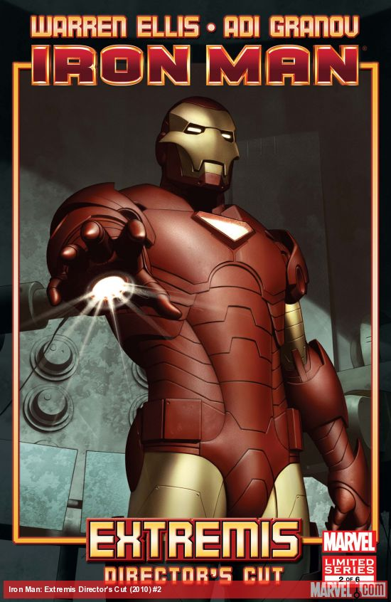 Iron Man: Extremis Director's Cut (2010) #2