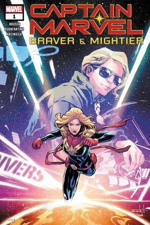 Captain Marvel: Braver & Mightier (2019) #1