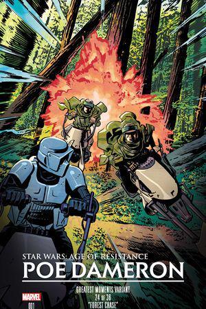 Star Wars: Age Of Resistance - Poe Dameron (2019) #1 (Variant)