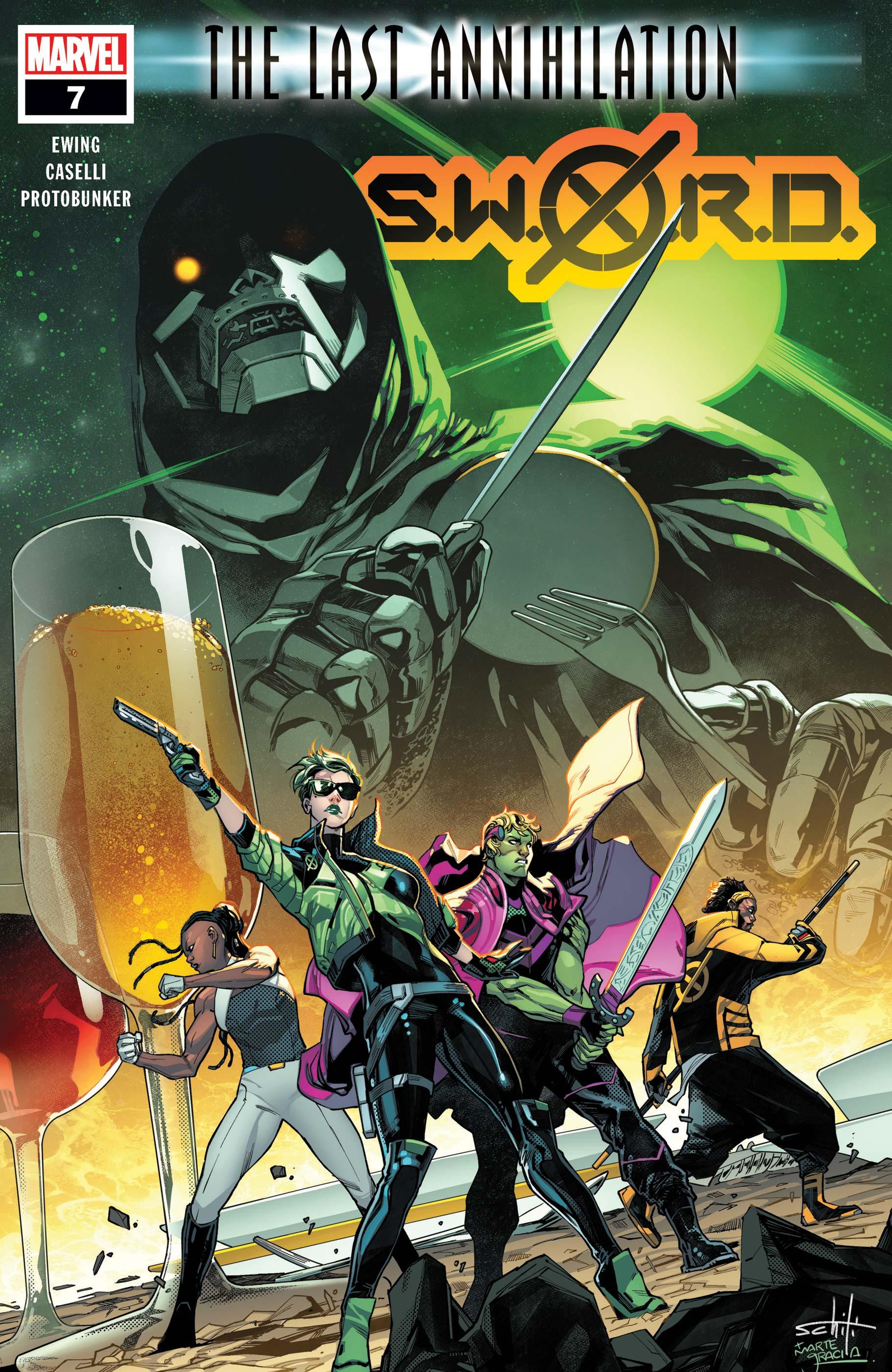 S.W.O.R.D. (2020) #7