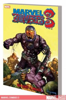 Marvel Zombies 3 (Trade Paperback)