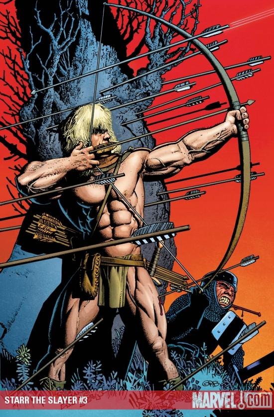 Starr the Slayer (2009) #3