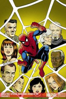 Amazing Spider-Man (1999) #600 (ROMITA SR VARIANT)
