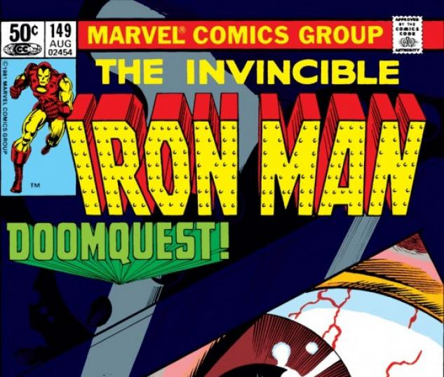 Iron Man #149