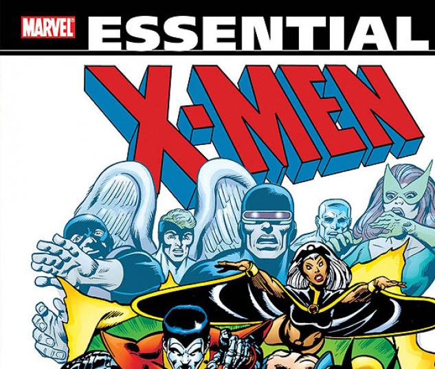 ESSENTIAL X-MEN VOL. 1 TPB (ALL-NEW #0