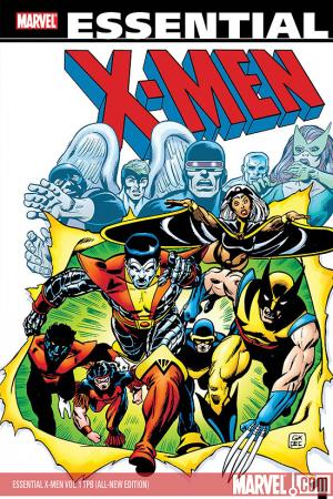 Essential X-Men Vol. 1 (All-New (Trade Paperback)