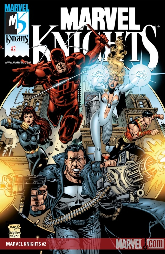 Marvel Knights (2000) #2