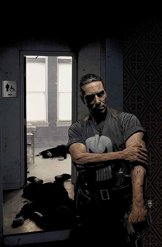 Punisher Max (2004) #22