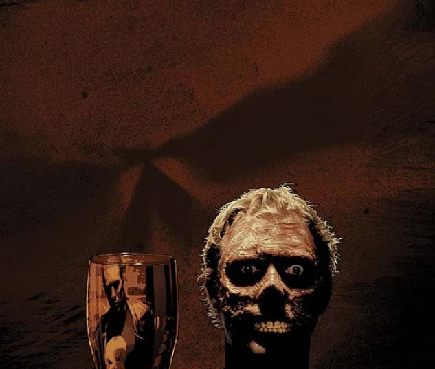 PUNISHER (2004) #11 COVER