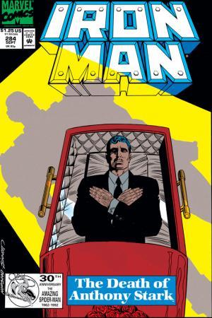 Iron Man (1968) #284