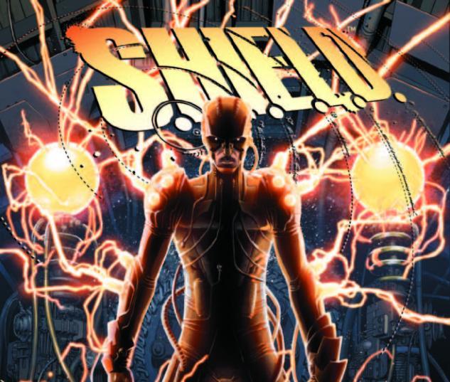 S.H.I.E.L.D. #6 Historical Variant