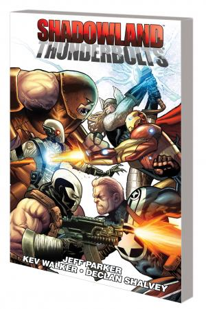 Shadowland: Thunderbolts TPB (Trade Paperback)
