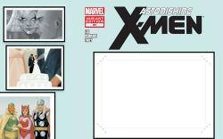 Astonishing X-Men Create Your Own Wedding Cover