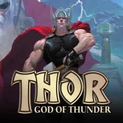 Thor God of Thunder Series