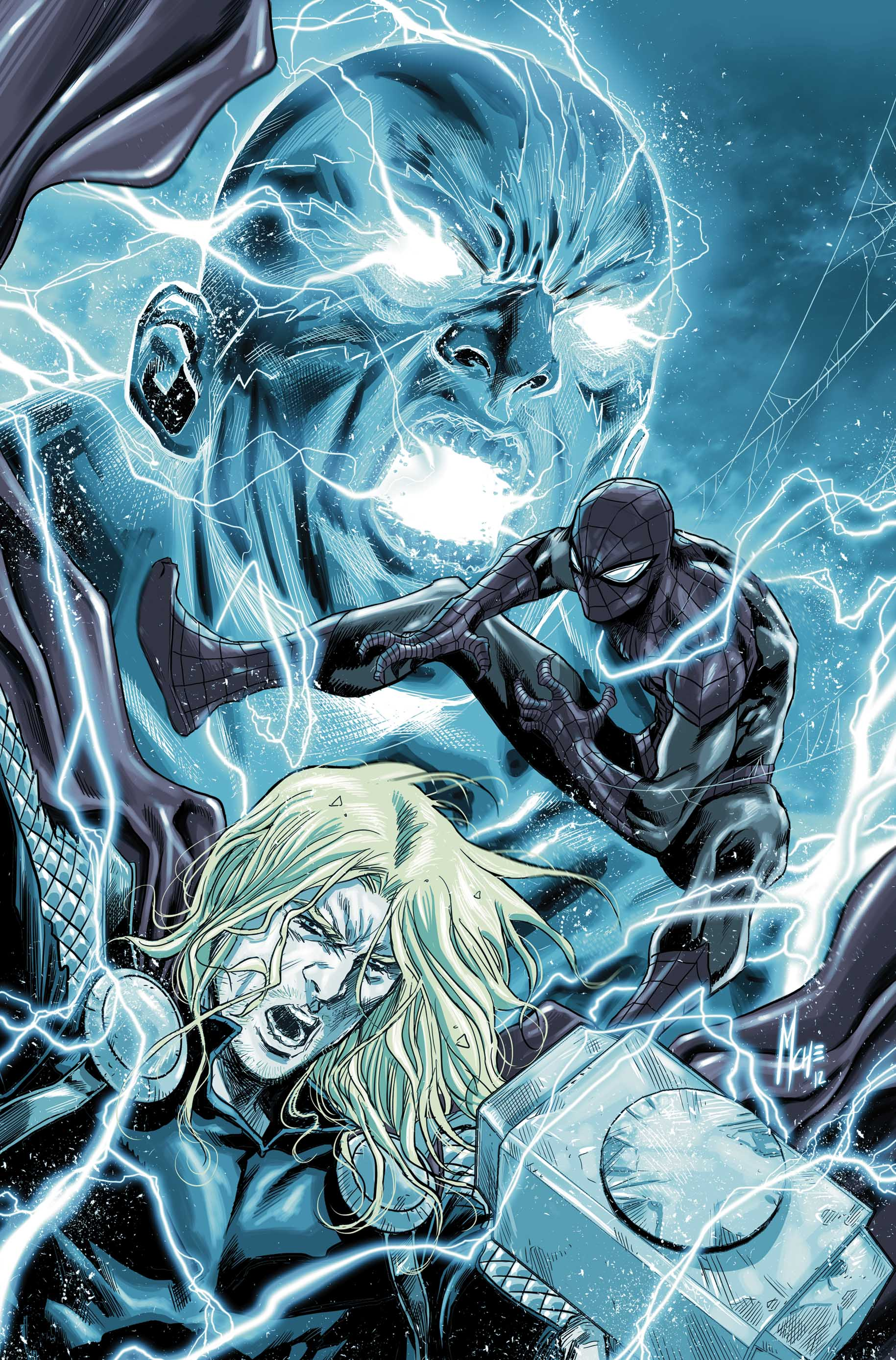 Avenging Spider-Man (2011) #18